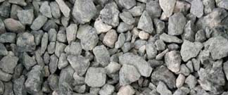 Grey Green Granite Aggregates