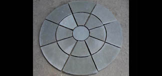 Kotah Blue Limestone Circle