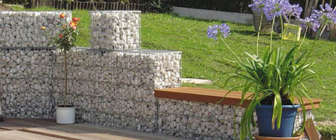 Gabions Unfilled Aggregates