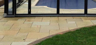 Morisca Cream Limestone Paving