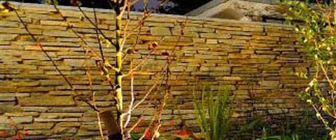 Donegal Quartzite Walling